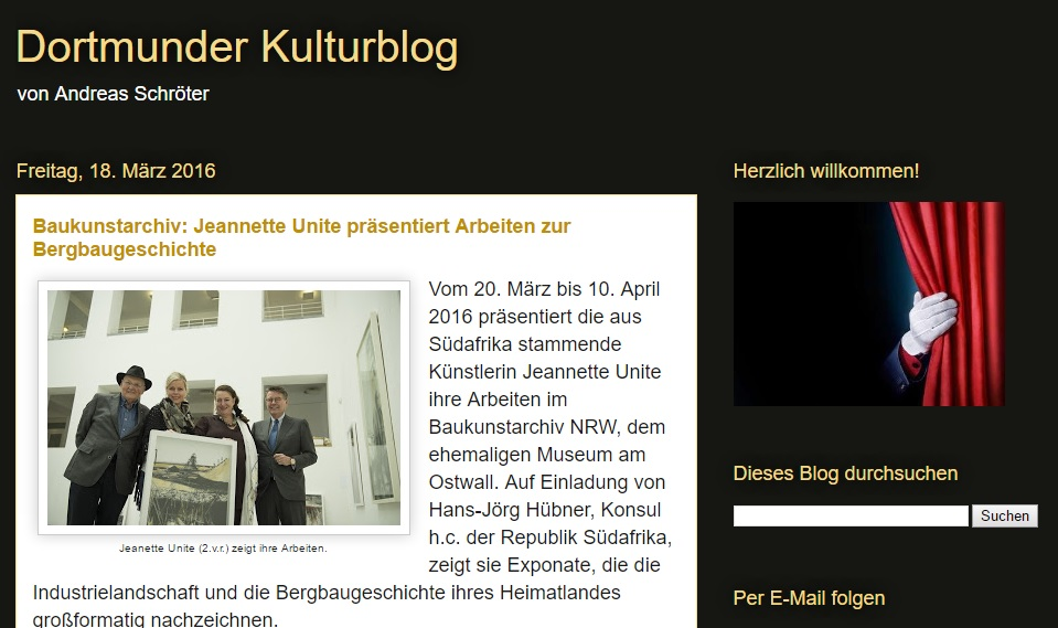 2016 Dortmunder Andreas Schroter blog article